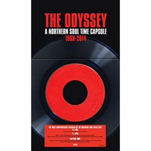 THE ODYSSEY A NORTHERN SOUL TIME CAPSULE 1968-2014 [8 DISC SET]