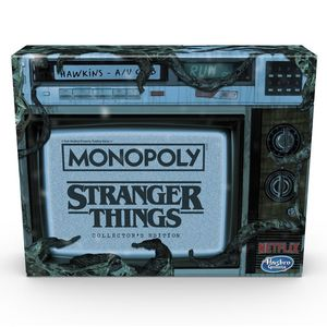Hasbro Monopoly Stranger Things Collectors Edition