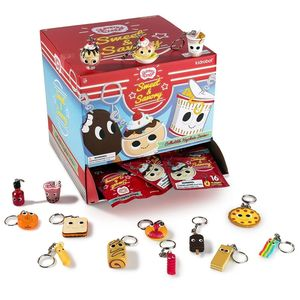 Kidrobot Yummy World Sweet and Savory Keychain Blind Box [Includes 1]