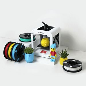 Toybox 3D Printer Deluxe Pack