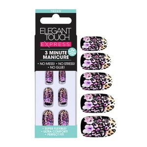 Elegant Touch Express Trend Leopard Press-On