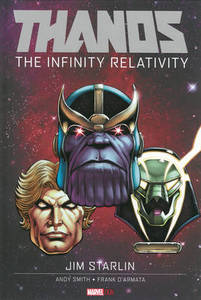 Thanos The Infinity Relativity Hc