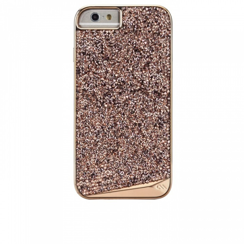 Casemate Brilliance Rose Gold Case Iphone 6/6S