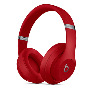 Beats by Dr. Dre Beats Studio3 Red Wireless Over-Ear Headphones
