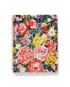 Ban.do Rough Draft Flower Shop Mini Notebook