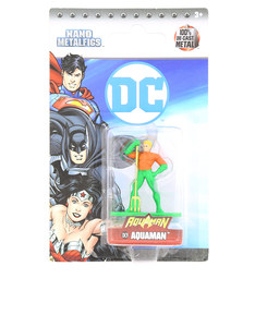 Nano Metalfigs DC Comics Aquaman Die-Cast Figure