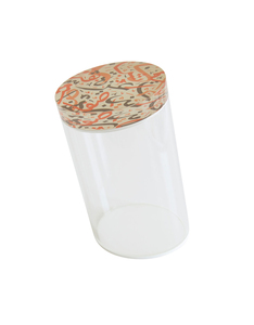 Silsal Kalimat Acrylic Catch-All Multi-colored Container [Large]