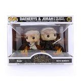 Funko Pop Moment Game Of Thrones Daenerys & Jorah B2B W/Swords Vinyl Figure