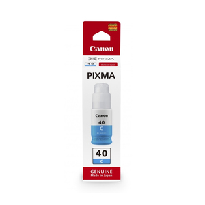 Canon G Series GI-40 Cyan Ink Cartridge