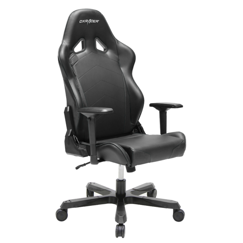 DXRacer Tank Series Black Gaming Chair