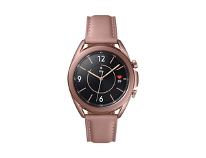 Samsung Galaxy Watch 3 SS 41mm Gold + JBL TWS T120 Black In-Ear Earphones