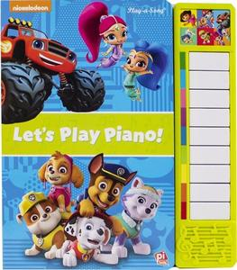 Nick Junior Little Piano Book