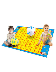 Eduk8 Giant 100 Square Game