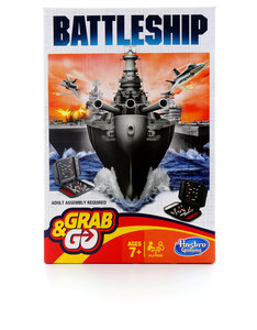 Battleship Grab And Go Board Game