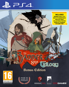 The Banner Saga: Trilogy - Bonus Edition [Pre-owned]