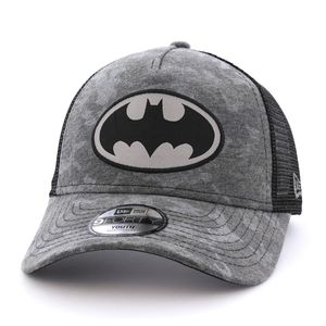 New Era Batman Camo Kids Cap