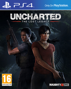 Uncharted: The Lost Legacy [Pre-Owned]