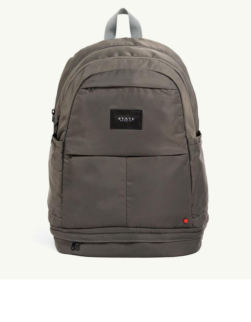 State Bags Lenox Gray Backpack Backpacks Backpacks