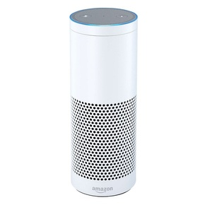 Amazon Echo Plus White with Built-In Smart Home Hub