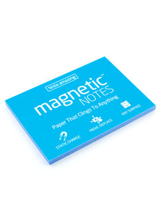 Magnetic Notes Blue M