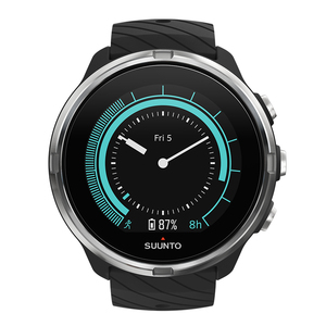 Suunto 9 Black GPS Sports Watch