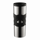Bodum Travel Mug 0.45L Black Stainless Steel