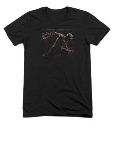 Mortal Kombat X Scorpion Lunge T-Shirt Black