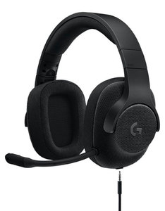 Logitech G 433 Black 7.1 Surround Gaming Headset