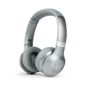 JBL Everest 310 Silver Bluetooth On-Ear Headphones