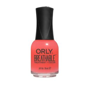 Orly Breathable Nail Treatment + Color Sweet Serenity 18ml