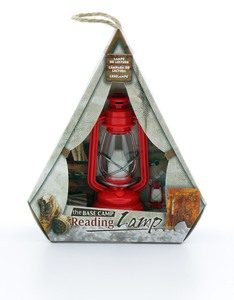If Base Camp Reading Lamp Expedition Red