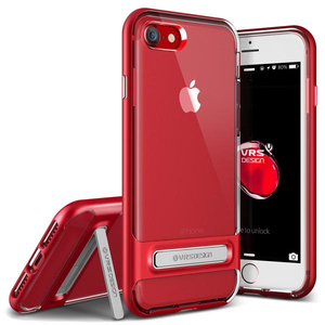 VRS Design Crystal Bumper Red For iPhone 7