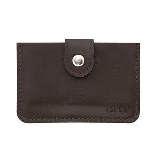 Balvi Credit Card Holder Brown