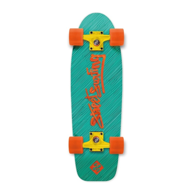 "Street Surfing 28"" Cruiser Craft Longboard"