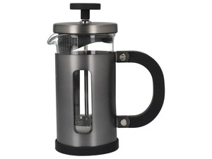 La Cafetiere Pisa Cafetiere Gun Metal Grey 350ml [Makes 3 Cups]