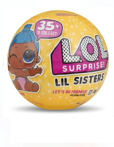 L.O.L. Surprise Lil SIsters Series 3 Mystery Pack [Includes 1]