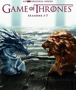 Game of Thrones: Season 1-7 [32 Disc Set]