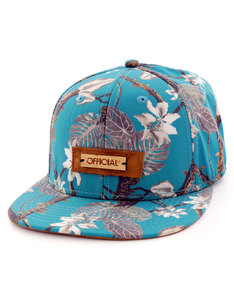 Official Real Tropical Hippies Multi Men Cap
