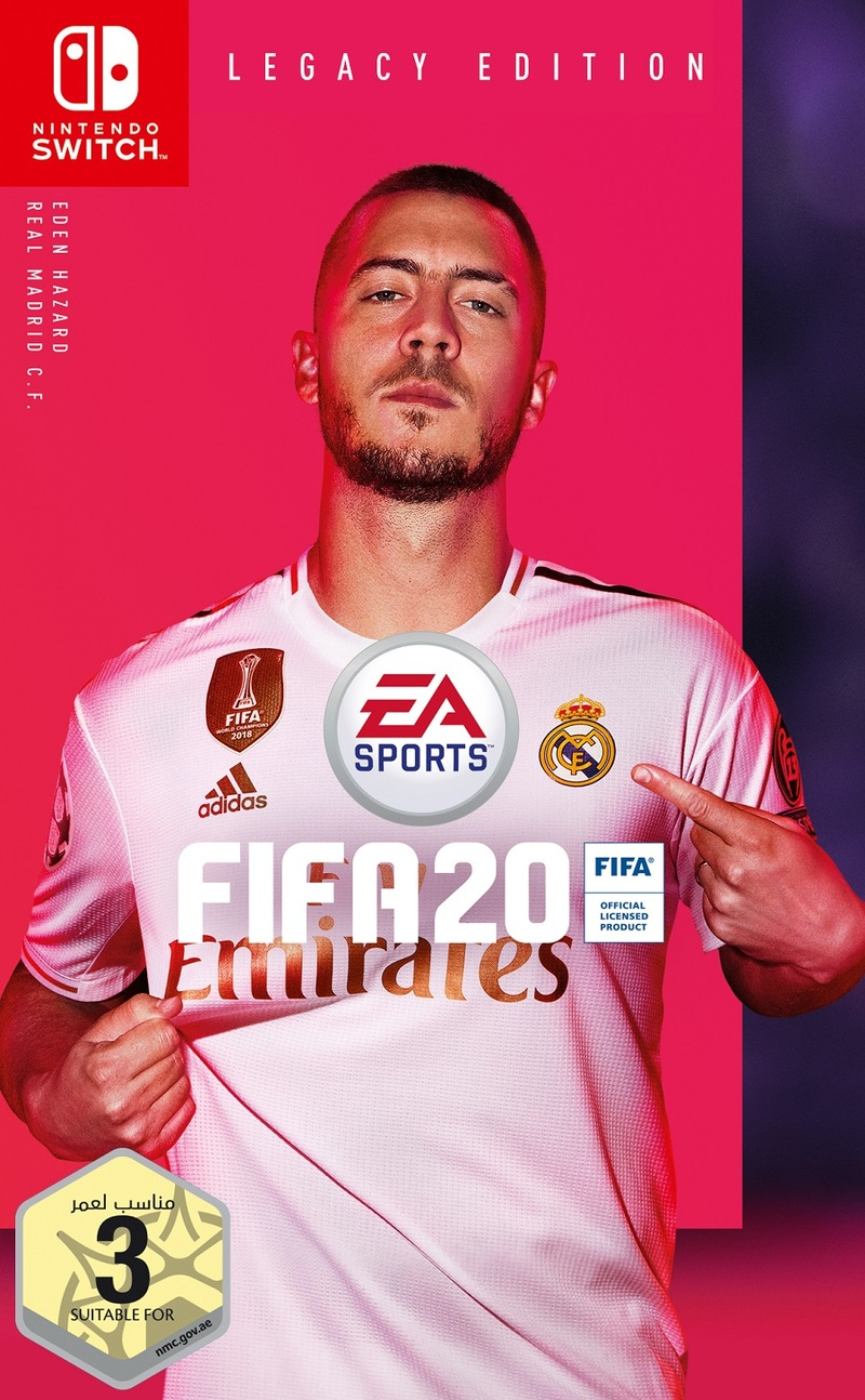 FIFA 20 Legacy Edition Switch [Pre-order]