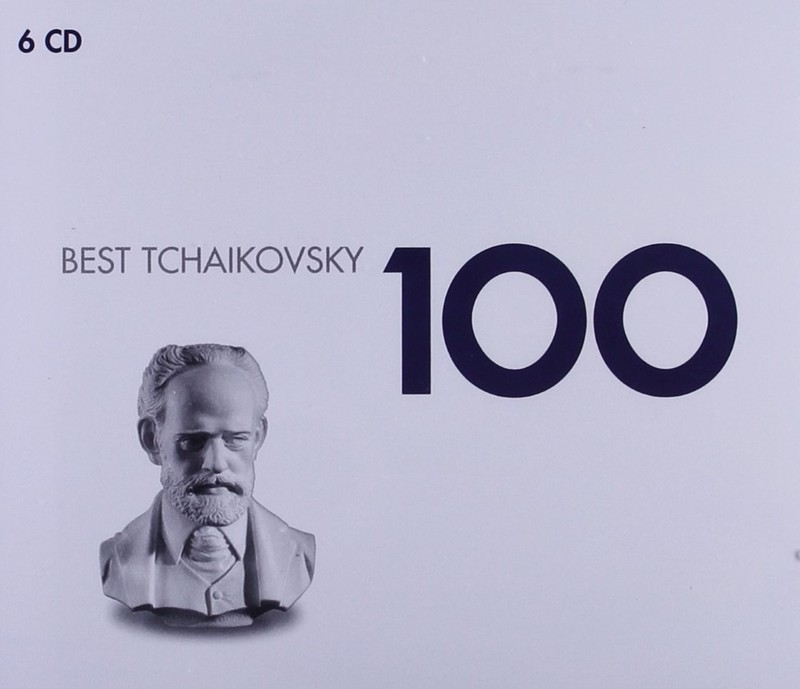 100 Best Tchaikovsky [6 Disc Set]