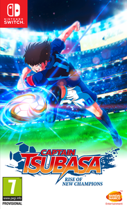 Captain Tsubasa Rise Of New Champions - Nintendo Switch