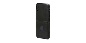 Dbramante1957 Tune CC Case Black for iPhone XS