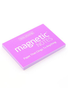 Magnetic Notes Violet S