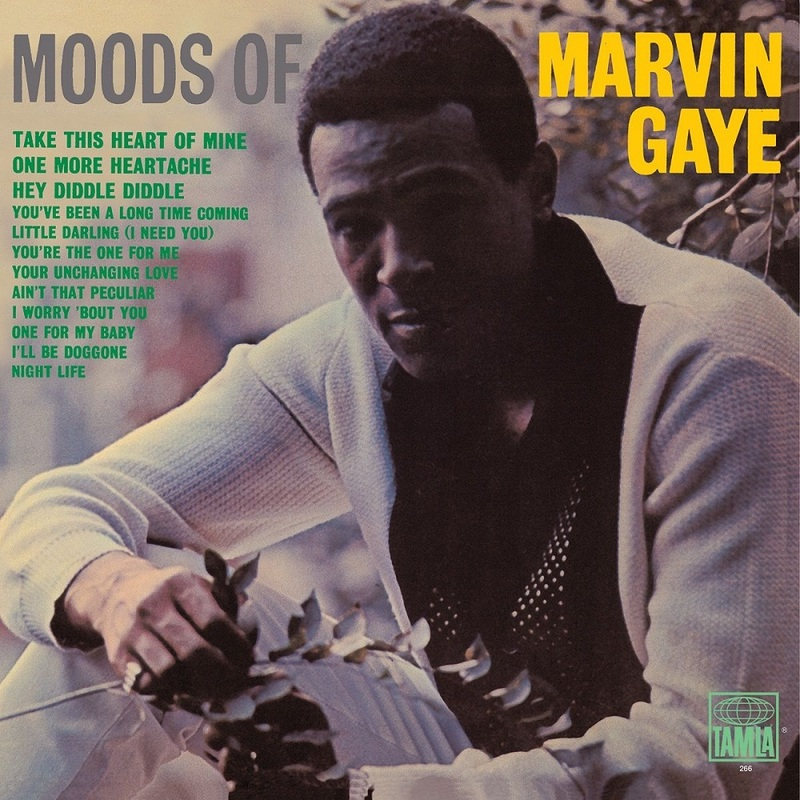 Marvin Gaye Moods Of Marvin Gaye