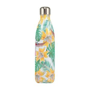 Chilly's Bottles Tropical Flower Water Bottle 750ml