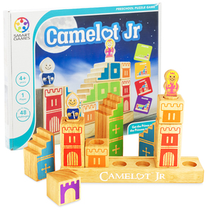 Smartgames Pre-School Premium Wood Camelot Jr.