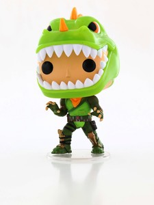 Funko Pop Games: Fortnite S1A Rex