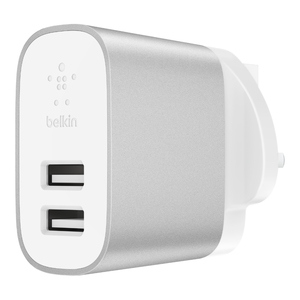 Belkin BOOSTUP CHARGE 2-Port USB-A Charger
