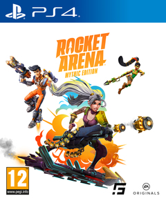 Rocket Arena - Mythic Edition - PS4