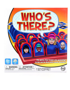 Whos There Board Game